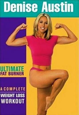 Книга Denise Austin's Ultimate Fat Burner / Комплекс упражнений для эффективного снижения веса