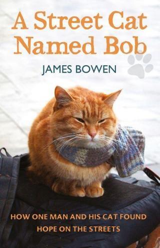 Книга A Street Cat Named Bob