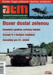Журнал ATM 2007-02 (Armadni Technicky Magazin)