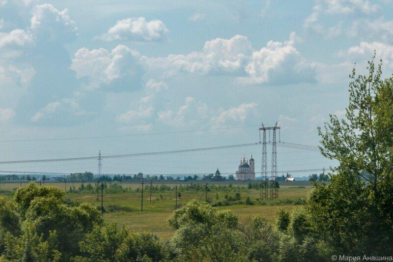 Свято-Покровский женский монастырь, Михайлов
