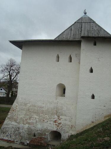Вязьма. Спасская башня (2)