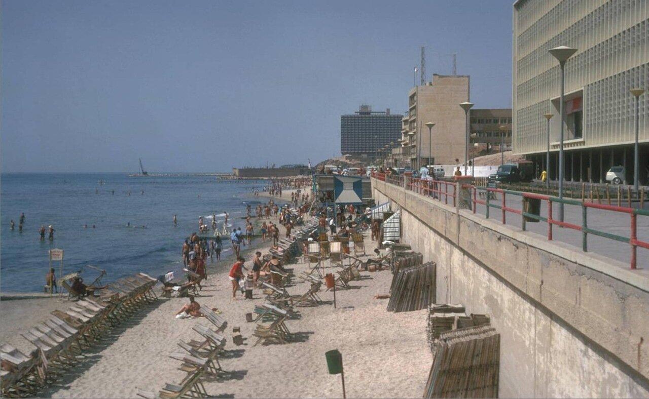 12. Пляж
