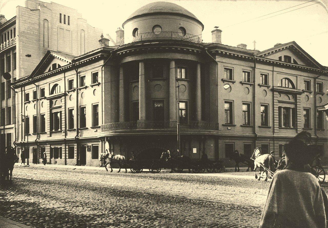 193. Воздвиженка. Дом Шереметева. 1914
