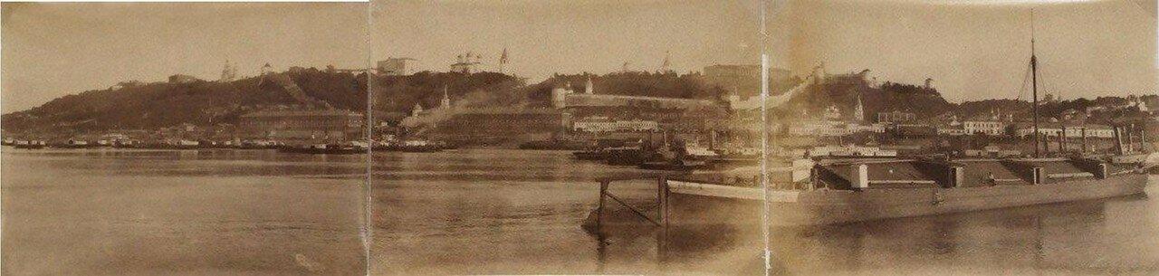 1880. Общий вид города