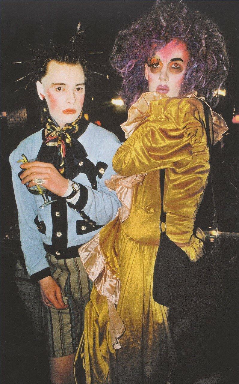 1986. Марк и Трой в «Табу»