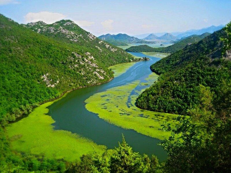 Црноевича река