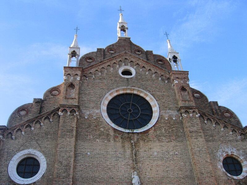 Санта-Мария-Глориоза-деи-Фрари