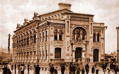 Хоральная синагога (синагога Лазаря Бродского)
