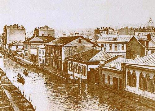 Наводнение на Подоле