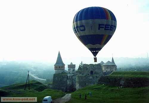 Фестиваль воздухоплавания Фото Ляшука Н. 2002 г.