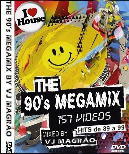 VA - Vj Magrao: The 90's Megamix (DVD5 / 2009)