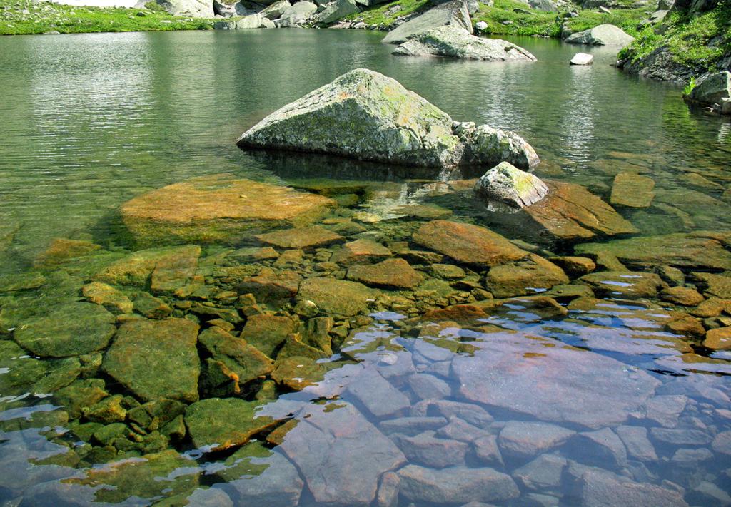 Отражение в Мартином озере