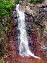 Водопад Амгинский.