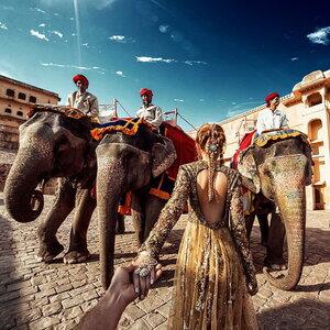 """Продолжение проекта  """"Follow me"""", на этот раз в Индии"""