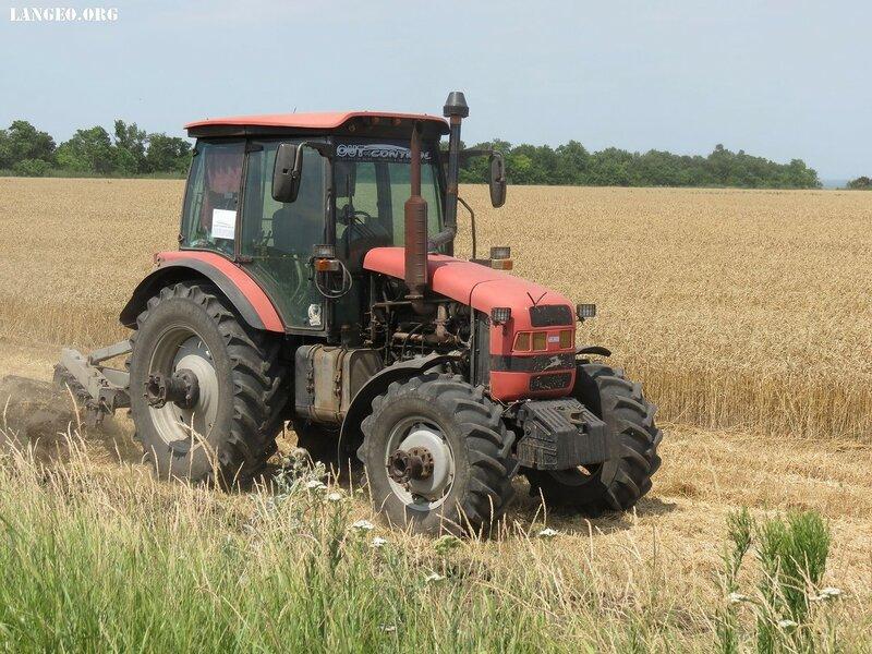 Трактор МТЗ (Беларус) -1523. Технические характеристики.