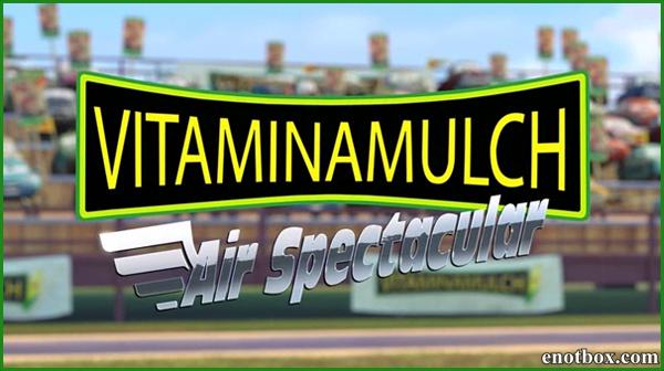 Самолёты. Cyпepфocфaт-плюc / Planes: Vitaminamulch Air Spectacular (2014/BD-Remux/HDRip)