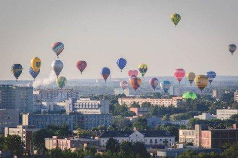 Первый фестиваль авиационного спорта откроется 17 июля под Минском