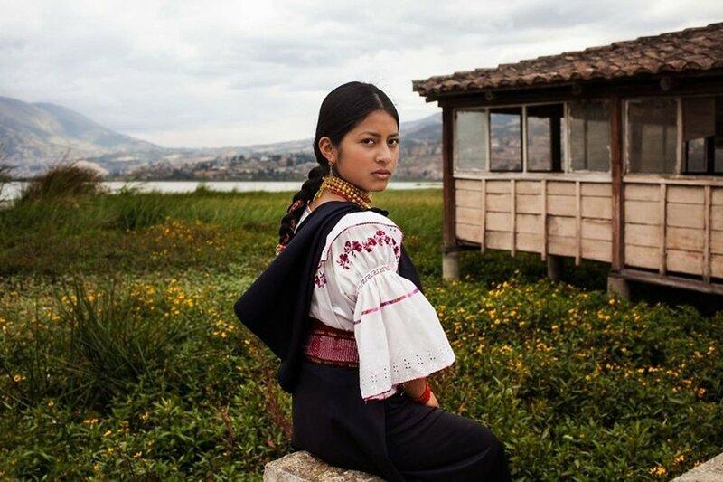 Михаэла Норок, «Атлас красоты»: 155 фотографий красивых женщин из 37 стран мира 0 1c6242 f3ea2484 XL