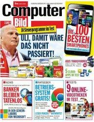 Журнал Computer Bild №8 2014 Germany