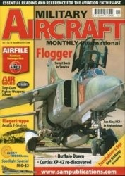 Журнал Military Aircraft Monthly 2010-10