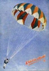 Журнал Kridla vlasti 1962-08