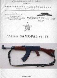 7,62 mm Samopal VZ. 58