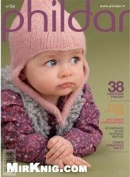 Журнал Phildar №54 2011