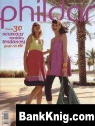 Журнал Phildar N°491 Creations Collection Ete 2008
