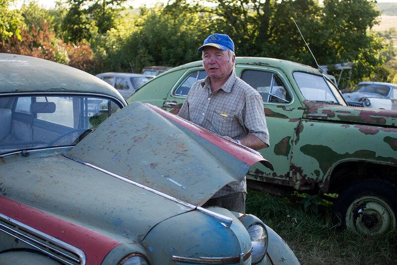 красинец музей авто-ссср фото