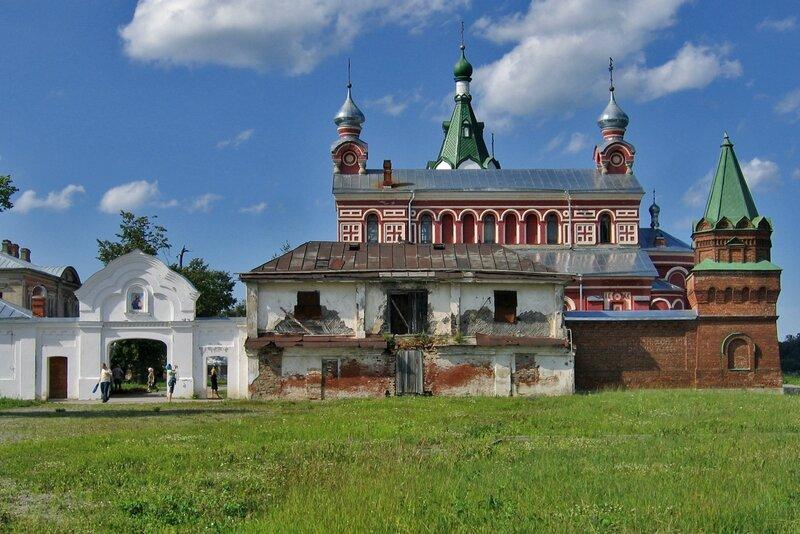 Никольский монастырь, Старая Ладога
