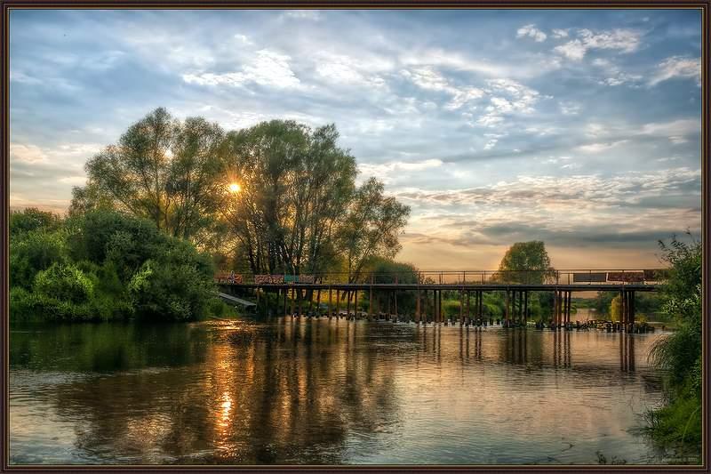 Река Ушна