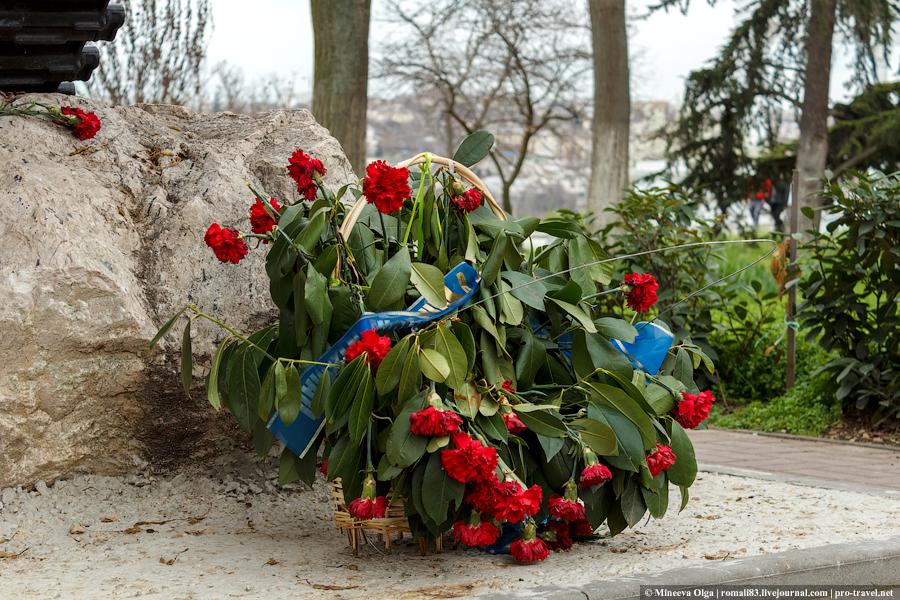 Севастополь, мемориал афганцам