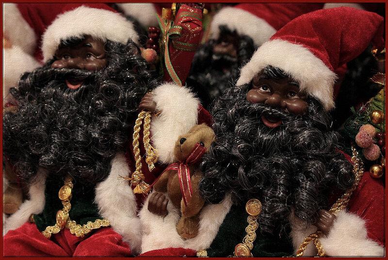 Католическое Рождество.