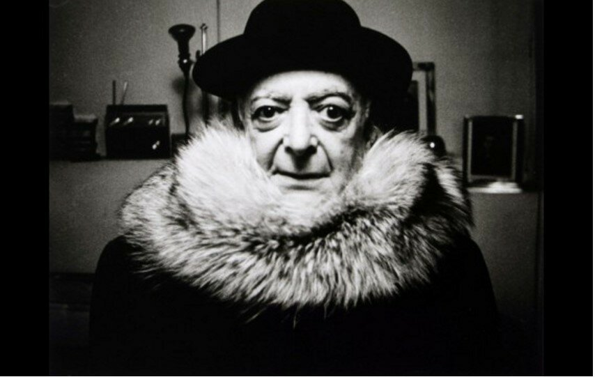 1973. Портрет Брассая