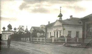 Духовное училище на Благовещенской улице