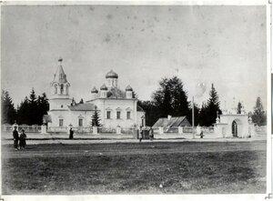 Церковь Федора Стратилата на городском кладбищеg