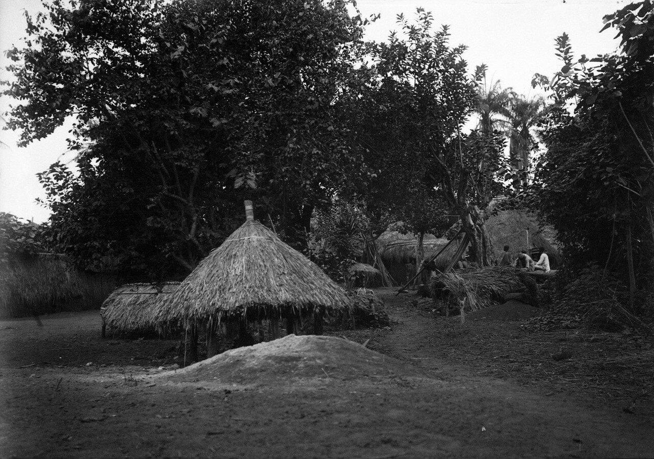 Деревня Сен-Бурам