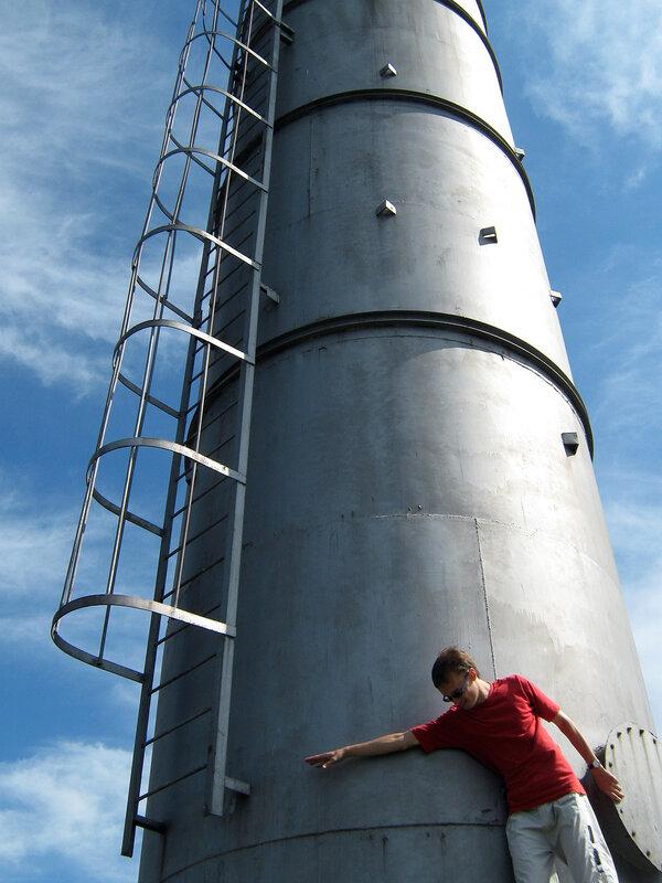 водонапорная башня Балыково
