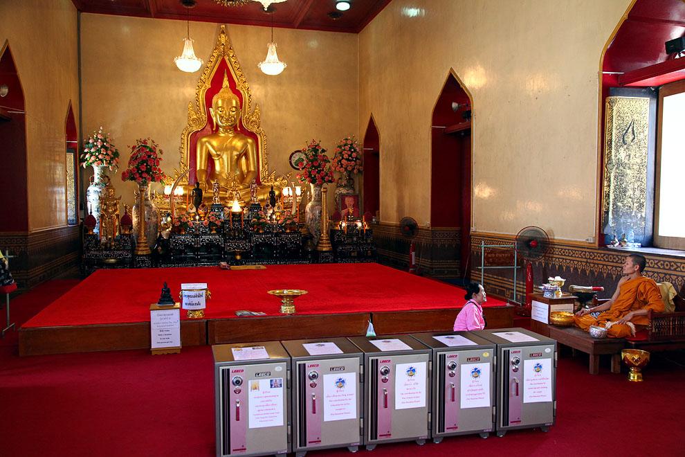 Таиланд - Аюттайя и Бангкок