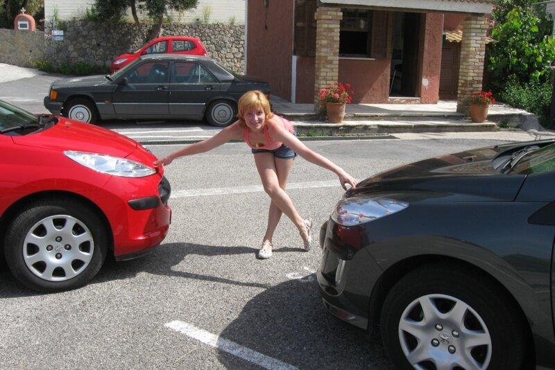Прокат авто на Корфу