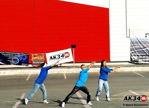 AK34.RU | Дрифт у Диаманта 10 июля 2010 (Ирина Большакова)