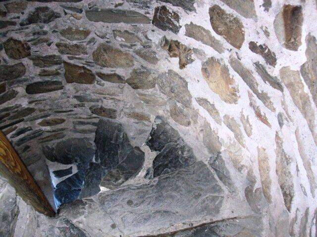 Лестница в Олавилинна