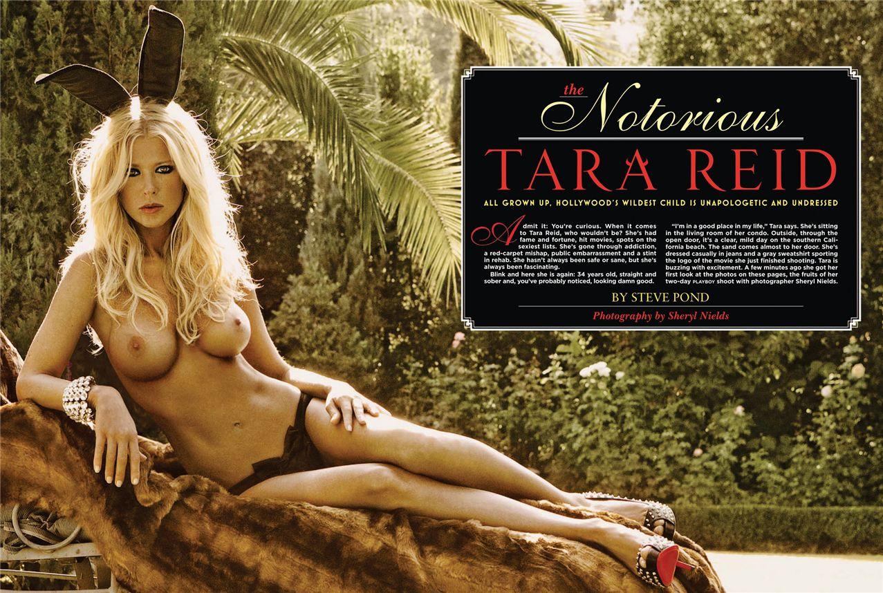 Тара Рейд / Tara Reid in Playboy