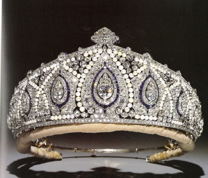 Princess Marie Louise's Indian Tiara