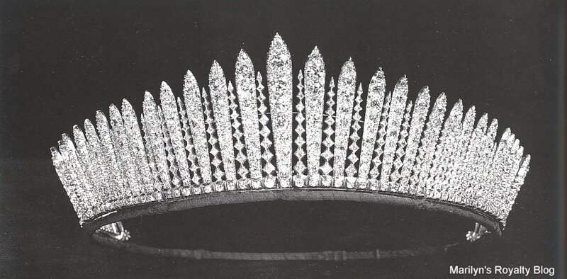 King George III tiara