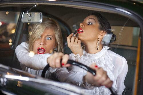 Доказано: женщины паркуются лучше мужчин.