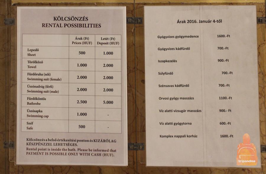 Купальни Сечени Будапешта: как правильно посещать
