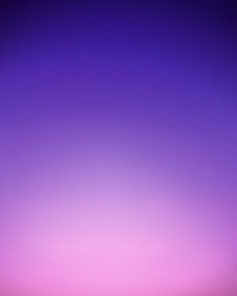 насыщенные цвета неба