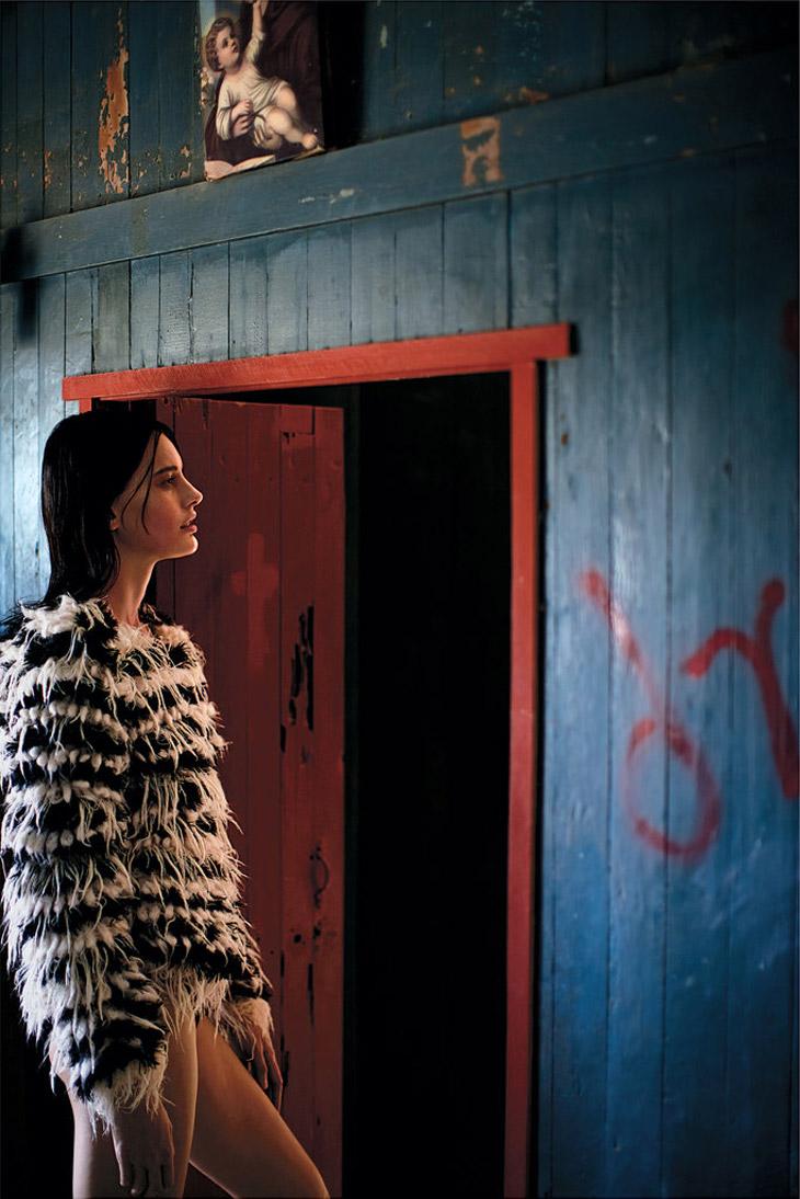 Аманда Мерфи в The NY Times T Style