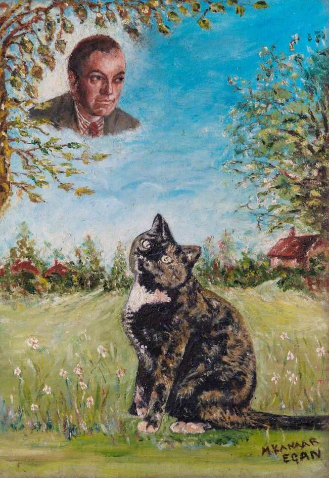 Writer, Beverley Nichols, Mad on Cats